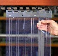 Pvc Strip And Air Curtain