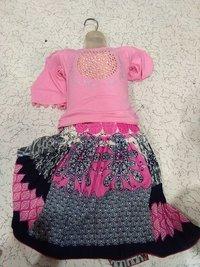 Two Piece Girls Fancy Dress