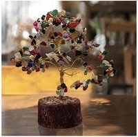 Feng Shui Crystal Lucky Tree