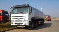 Sinotruk Howo 6x4 Fuel Tanker Truck