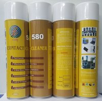 Electronics Contact Cleaner 580
