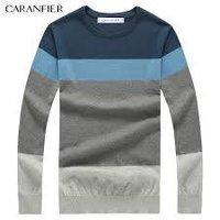 Branded Slim Fit Sweater