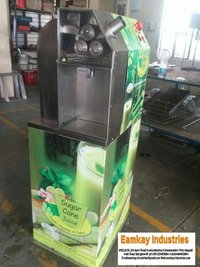 Automatic Sugar Cane Extractor