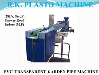 Pvc Garden Pipe Machine