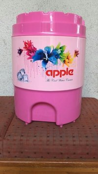 Apple Plastic Water Jug