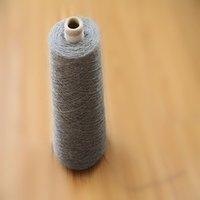 Grey Cotton Open End Yarn