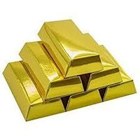 Highly Pure Gold Bar