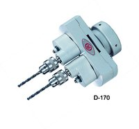 D Type Multiple Spindle Head (Tap/Drill)