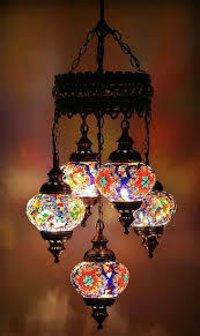Mosaic Hanging Ball