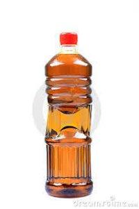 Mustard Oil Packaging Bottles