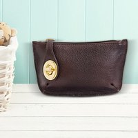 Ladies Leather Pouch
