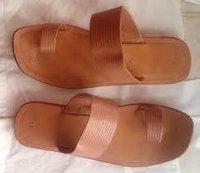 Leather Kolhapuri Chappals For Mens