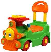 Plastic Toy Engine