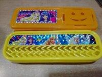 Smiley Pencil Box