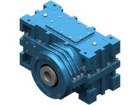 Extruder Helical Gearbox - Ex Series