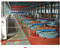 Controllable Atmosphere Pit Type Furnace