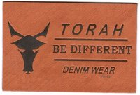 Pu Leather Label