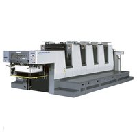 Four Color Printing Service