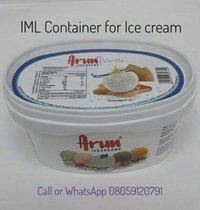 Iml Ice Cream Container