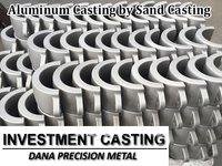 Aluminium Castings By Sand Casting