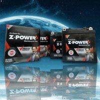 Z-Power 12v 5ah Motorcycle Battery