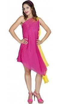 Pink Pong Dress