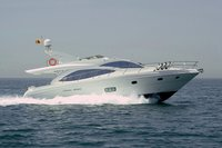 Majesty 56 Yacht