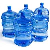 Blue Water Jar