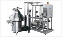 Pasteurizer System For Aseptic Filling