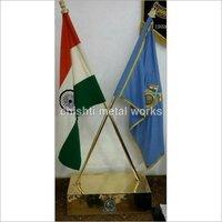 Cross Flag Stand