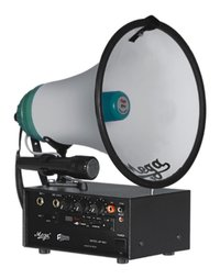 Mp-89u Mega Horn (20 Watts)