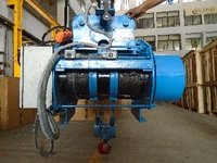 Ropemaster Electric Wire Rope Hoist