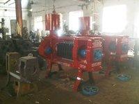 9 Bolt Single Gear Oil Expeller Machine