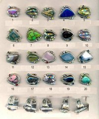Designer Sterling Rings