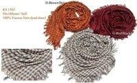 Yarn Dyed Shawl