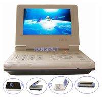 7inch Multi-Function Portable Satellite Finder