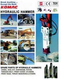 Komac Hydraulic Rock Breaker
