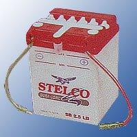Motorcycle Batteries-Sb2.5lb