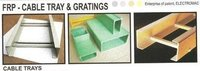 G. I., FRP Cable Trays