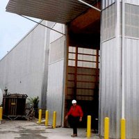 Industrial Buildings & Shed Construction Services