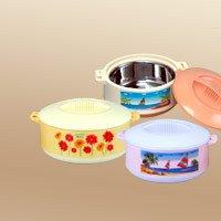 Insulated Plastic Casseroles
