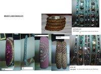 Brass Lakh Bangles