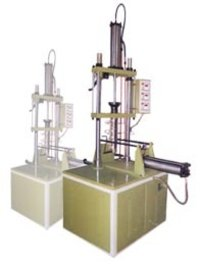 Vertical Hydraulic Moulding Machine