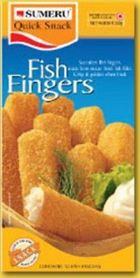 Tasty Fish Fingers