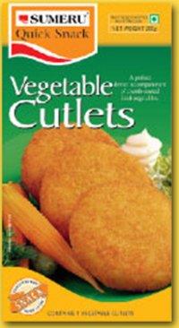 Vegetables Cutlets
