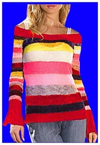 Printed Sweaters