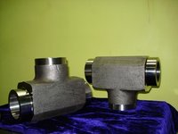 Titanium T Joints