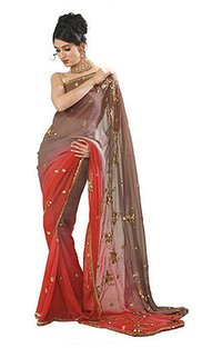 Fancy Casual Saree