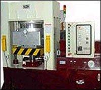 Vacuum Molding Press