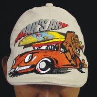 Cap Embroidery Design